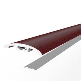 KATTELIIST PVC FTS30 1,8M MAHAGON