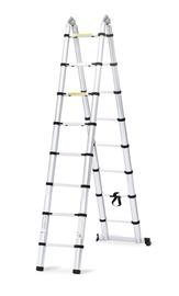 Teleskopinės kopėčios BL-HT207, 2,2 m + 2,2 m