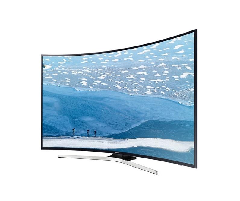 Televizorius Samsung UE49KU6172UXXH