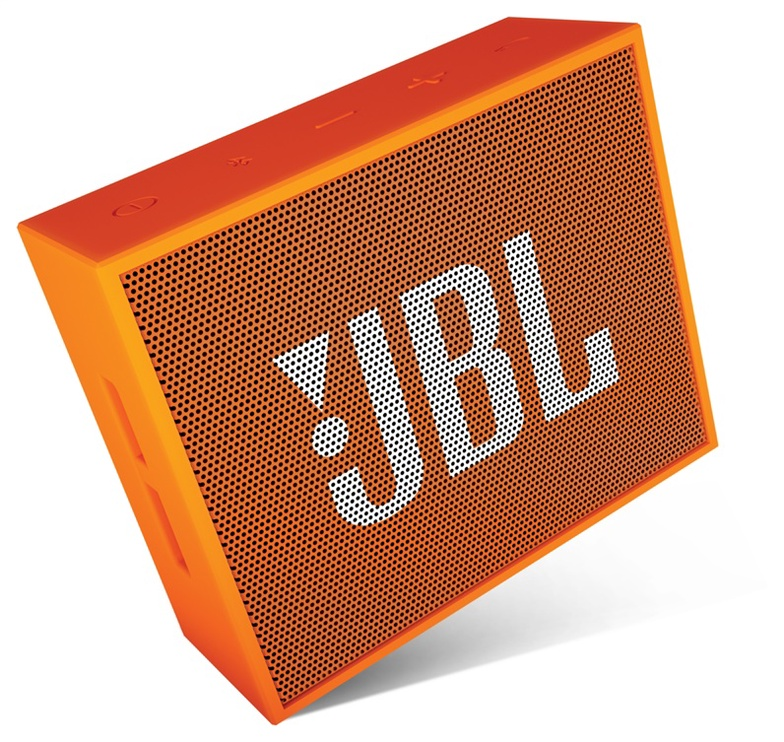 Kaasaskantav kõlar JBL GO, oranž