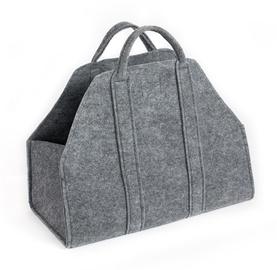 Medžiaginis malkų krepšys Nordflam