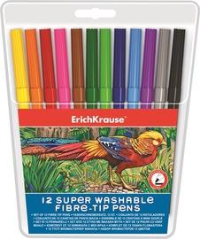 """Flomasteriai """"Erichkrause"""" 33050, 12 spalvų"""