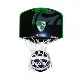 Mini krepšinio lenta Spalding Euroleague BC Žalgiris