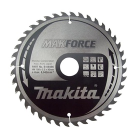 SAEKETAS 190X30X2,2MM Z-40 MAKITA