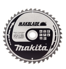 SAEKETAS 305X30X2,3MM Z-40 MAKITA