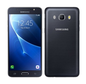 "MOBILUSIS TELEFONAS ""SAMSUNG J510 GALAXY J5 2016 DS BLACK"""
