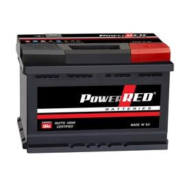 Akumuliatorius Power Red 80Ah 720A 12V