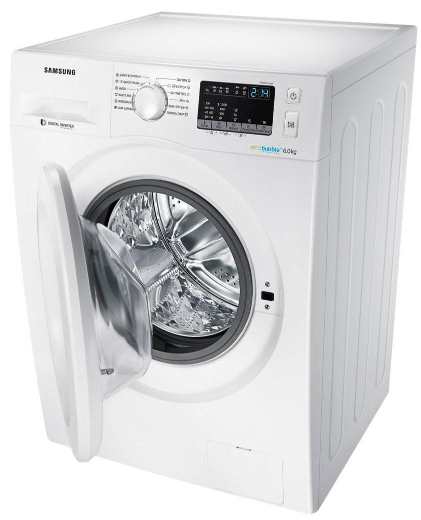 pesumasin ei pumpa vett välja