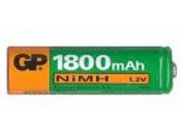 AKUMULATORS GP180/180AAHC 1.2V 1800MAH