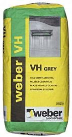 Seinapahtel Weber Vetonit VH, hall, 25kg