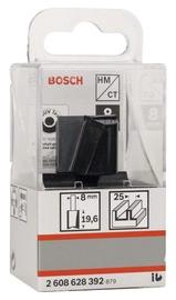 Sõrmfrees Bosch HM, B=25mm, L=20mm, kinnitus 8mm