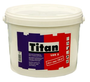 Krāsa sienām Eskaro Titan Lux 5, 9L