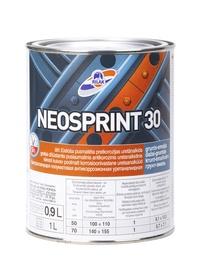 Krāsa metālam Rilak Neosprint 30, 0,9L, pelēka