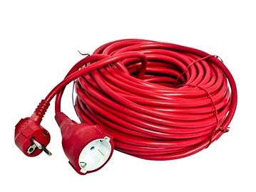 Jätkujuhe Electraline 3G1.5 VVF, 1P, 25 m, punane
