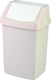 Atkritumu tvertne Curver Click-It 25L, bēša