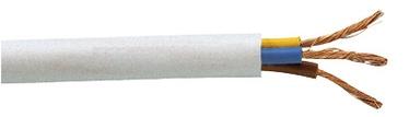 KABELIS 3x1.5 BVV-LL (OMY) 25M
