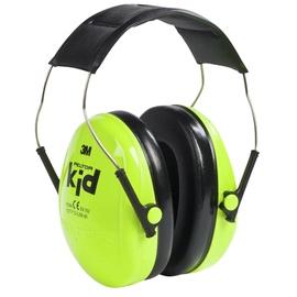 Kõrvaklapid 3M Peltor Kid neoonrohelised
