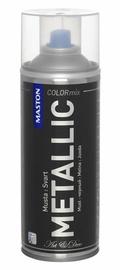 Aerosola krāsa Maston Metallic 400ml, melna