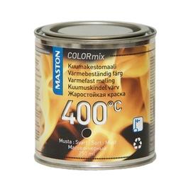 Kuumuskindel värv Heatproof black (0,25 L)