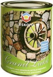 Lakk kivipindadele Eskaro Granit Lakk Aqua, poolmatt, 0,95L
