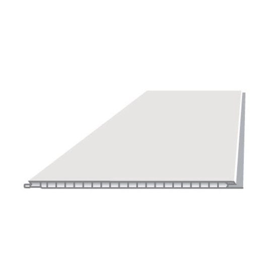 Seinapaneel PVC 8x250x2700mm, valge