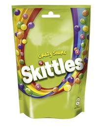 Konfektes Skittles Crazy Sours 38g