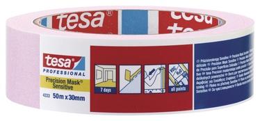 Maalriteip sisetöödeks Tesa Precision Sensitive, 50m x 25mm
