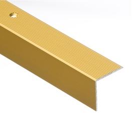 Astmeliist Cezar AL R, 20x20 mm, 1,8 m, kuldne
