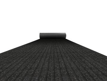 Grīdas celiņš Stereo 66cm, melns