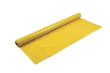 Celtniecības plēve PE 150μm 3x25m, dzeltena