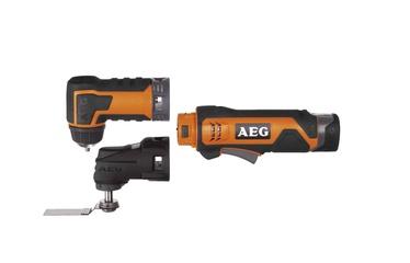 Akuuniversaaltööriist AEG OMNI12CLI-512BKIT2