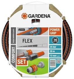 """Voolik Gardena Comfort HighFLEX, 13mm (1/2"""") 20m + tarvikud"""