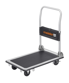 Ratiņi ar platformu Meister 150kg