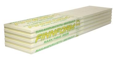 Putupolistirols Finnfoam FI-300P 30x600x1250mm, 0,75m²
