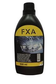 Autošampoon FXA vahaga 500ml