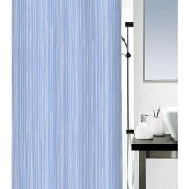 Dušikardin Spirella Raya, 180x200cm, tekstiil, sinine