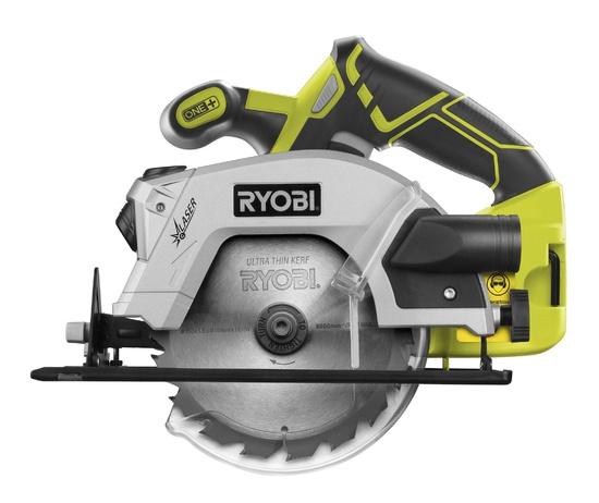 Akumulatora rokas ripzāģis Ryobi RWSL 1801M ONE+ 18V, Ø150mm