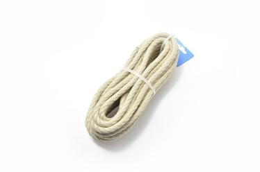 Pīta virve no dabīgas šķiedras Pösamo 10mm x 10m