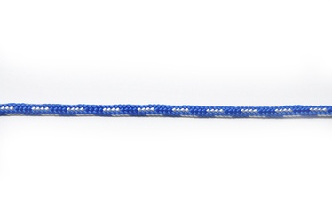Pīta polipropilēna virve Pösamo 5mm x 200m, zila/balta
