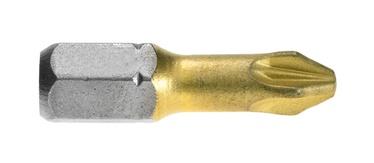 Skrūvgrieža uzgaļi Bosch MAX grip PZ2 25mm, 3 gab.