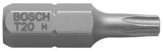 Īpaši cieti skrūvgrieža uzgaļi Bosch Extra TX20 25mm, 3 gab.