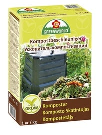 Komposter ASB Greenworld, 1kg