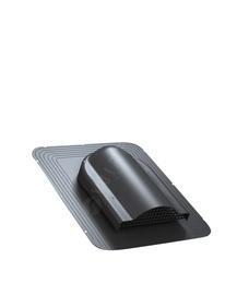 Ventilācijas izvads Wirplast Simple 468x390mm, melns