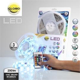 LED lente Globo 90xLED RGB, 3m