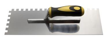 Plaadikamm Hardy, 38 x 12 cm, 10/10 mm, 2K, roostevaba