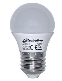 Spuldze LED Electraline Globe Mini 400Lm, E27, 5W