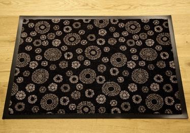 Kājslauķis Centric 60x80cm, melns