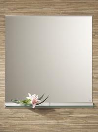 Peegel Andres Credo-2 riiuliga 140x600x600mm