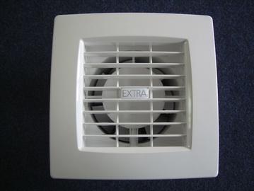 Ventilaator Europlast X120T Extra, taimer, 120mm