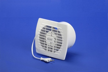 Ventilaator Europlast E100WP Extra, ripplüliti, 100mm